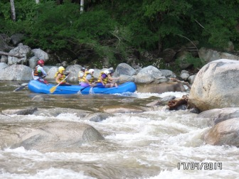 Rafting Barinas