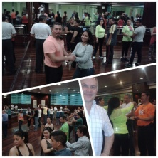 Salsa en Melia Caracas